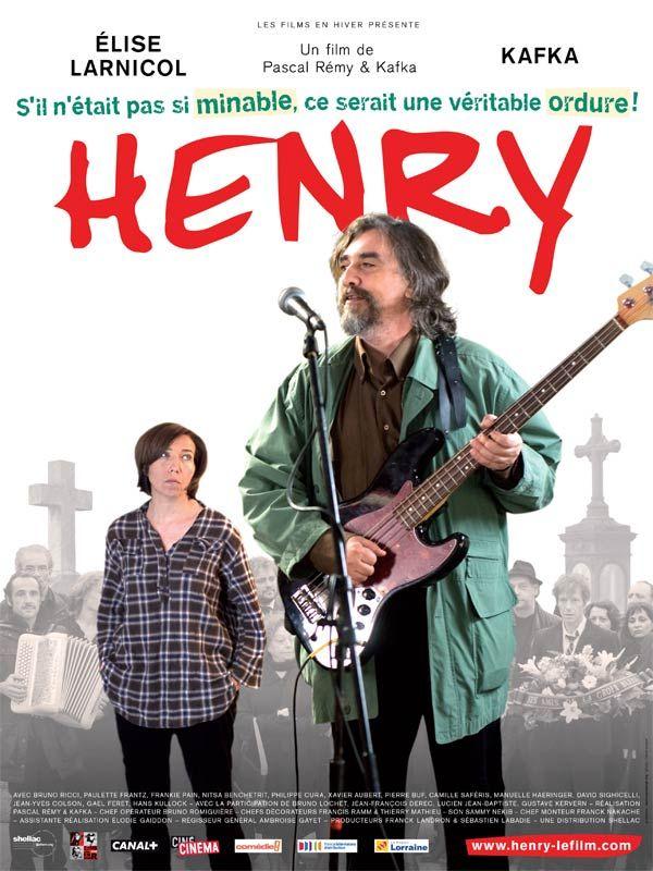 affiche du film Henry (2010)