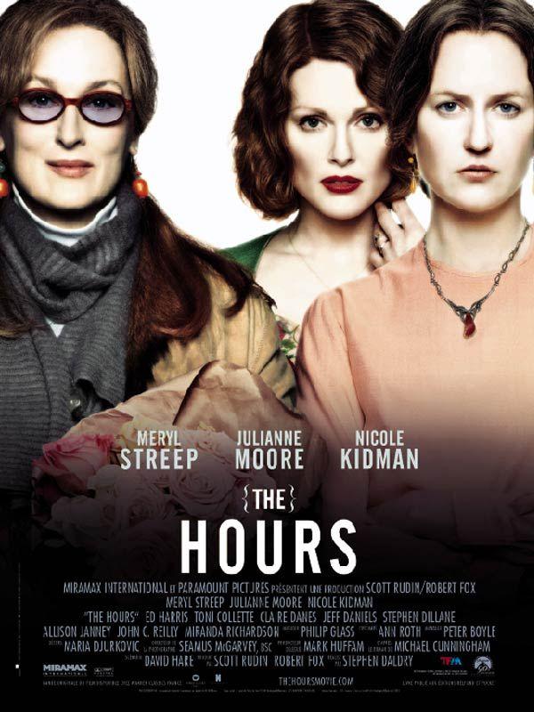 affiche du film The Hours