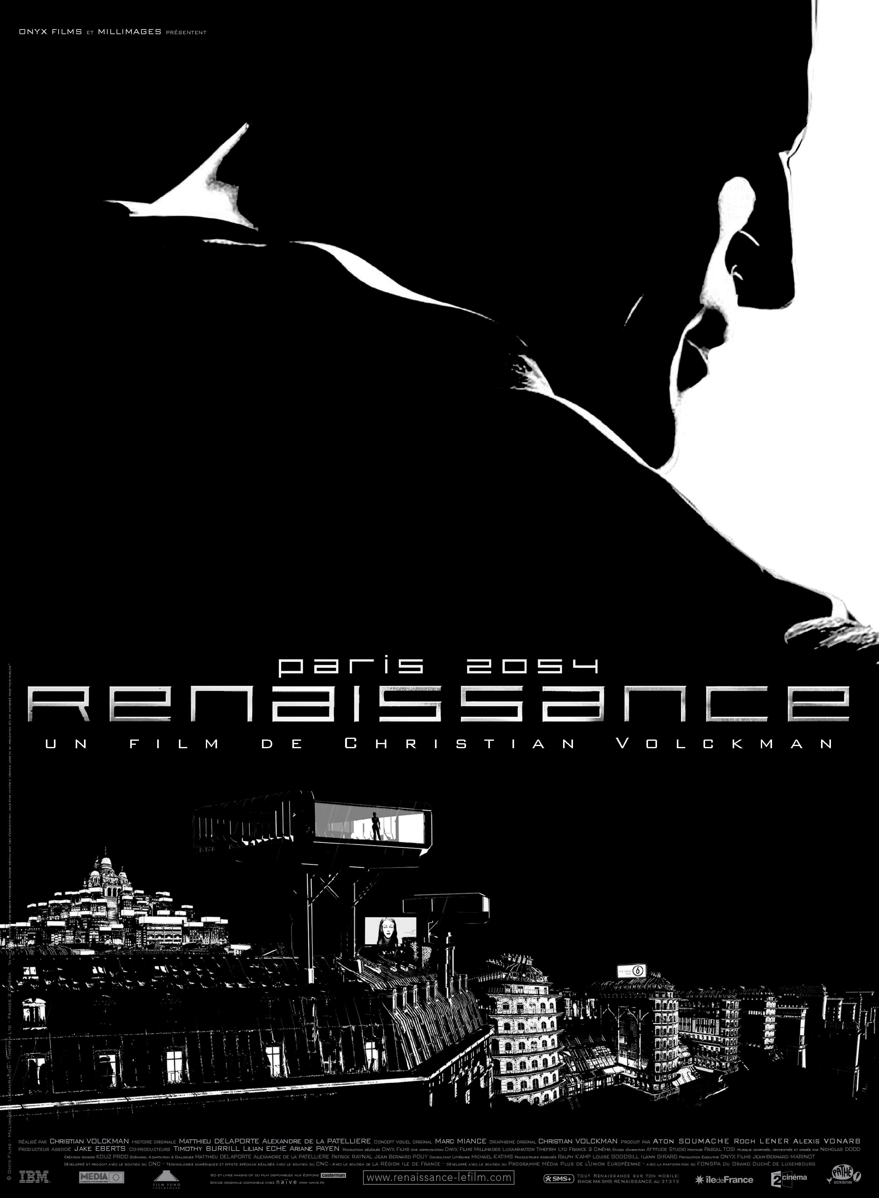 affiche du film Renaissance
