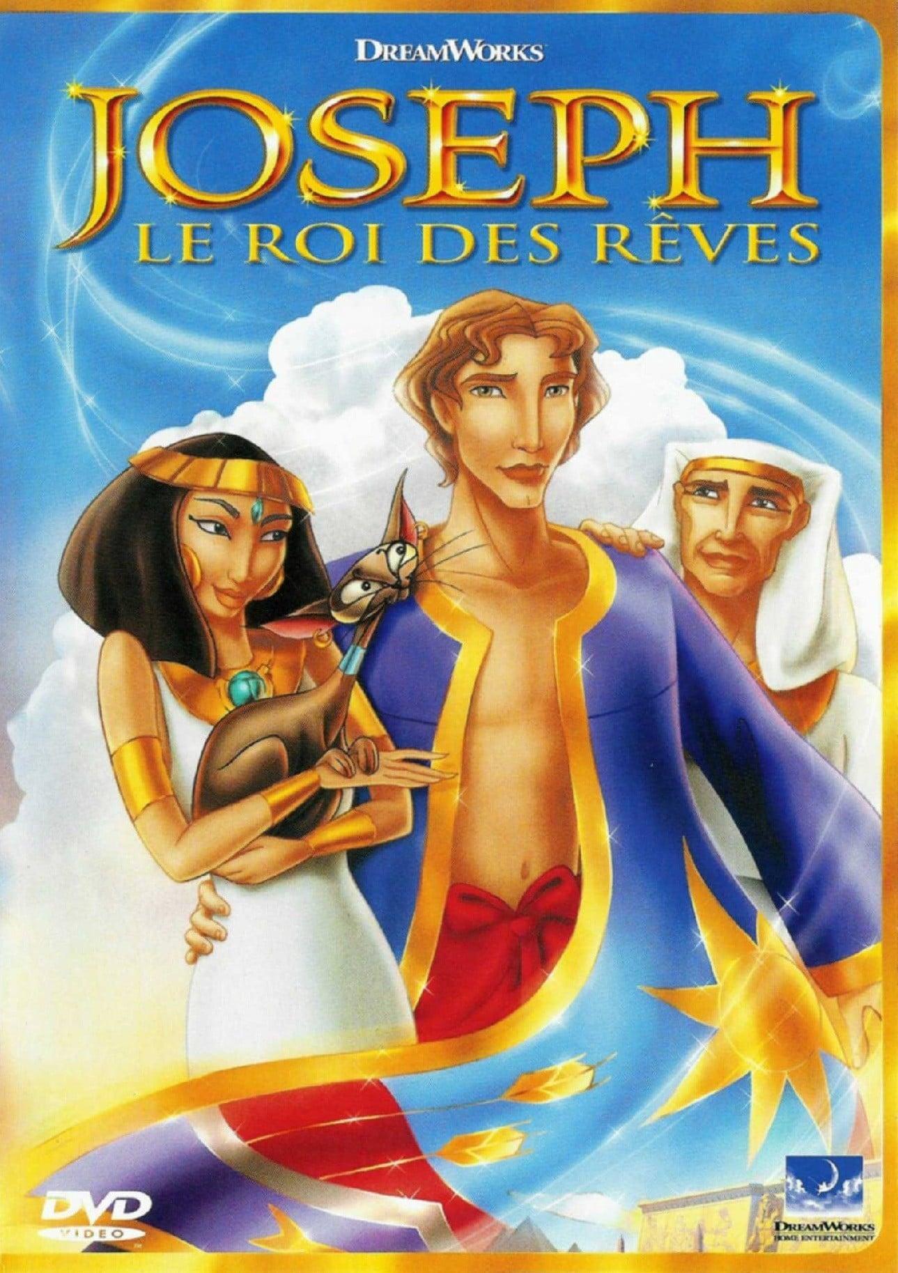 affiche du film Joseph, le roi des rêves