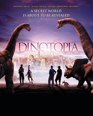 affiche du film Dinotopia (TV)