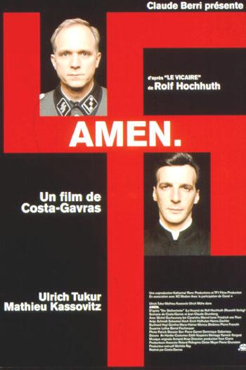 affiche du film Amen.