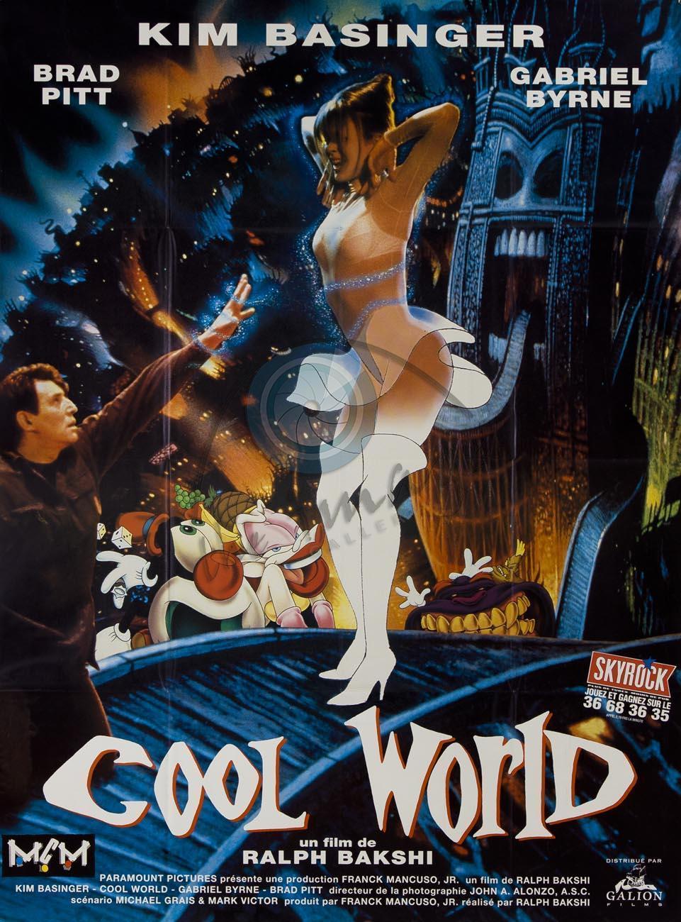 affiche du film Cool World