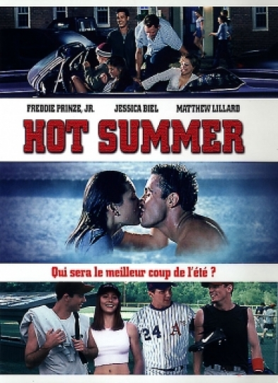 affiche du film Hot Summer