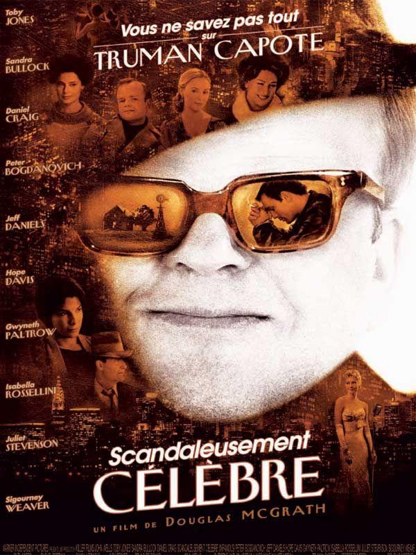 affiche du film Scandaleusement célèbre