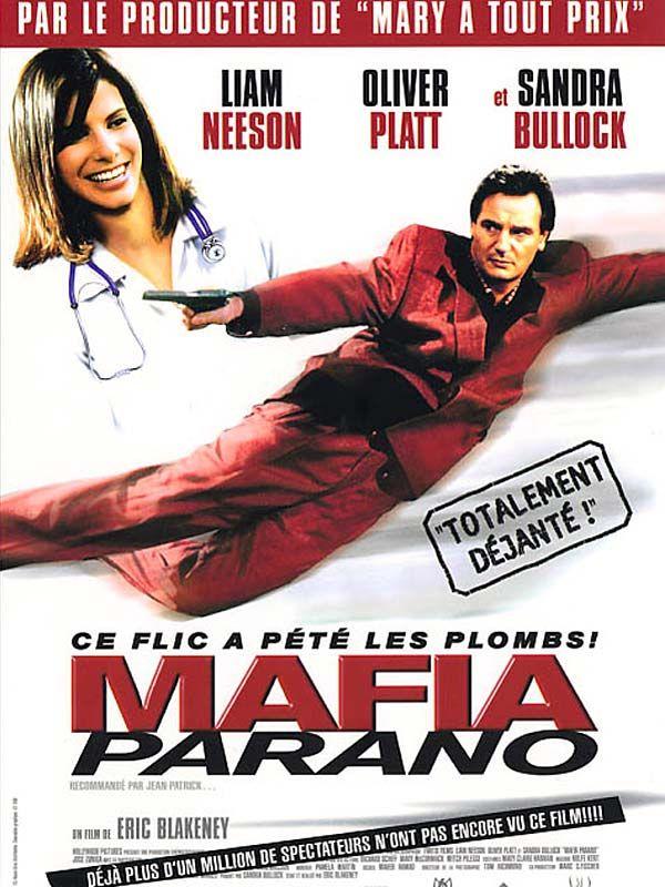 affiche du film Mafia parano