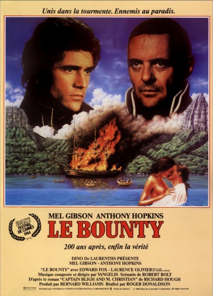 affiche du film Le Bounty