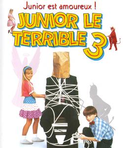 affiche du film Junior le Terrible 3 (TV)