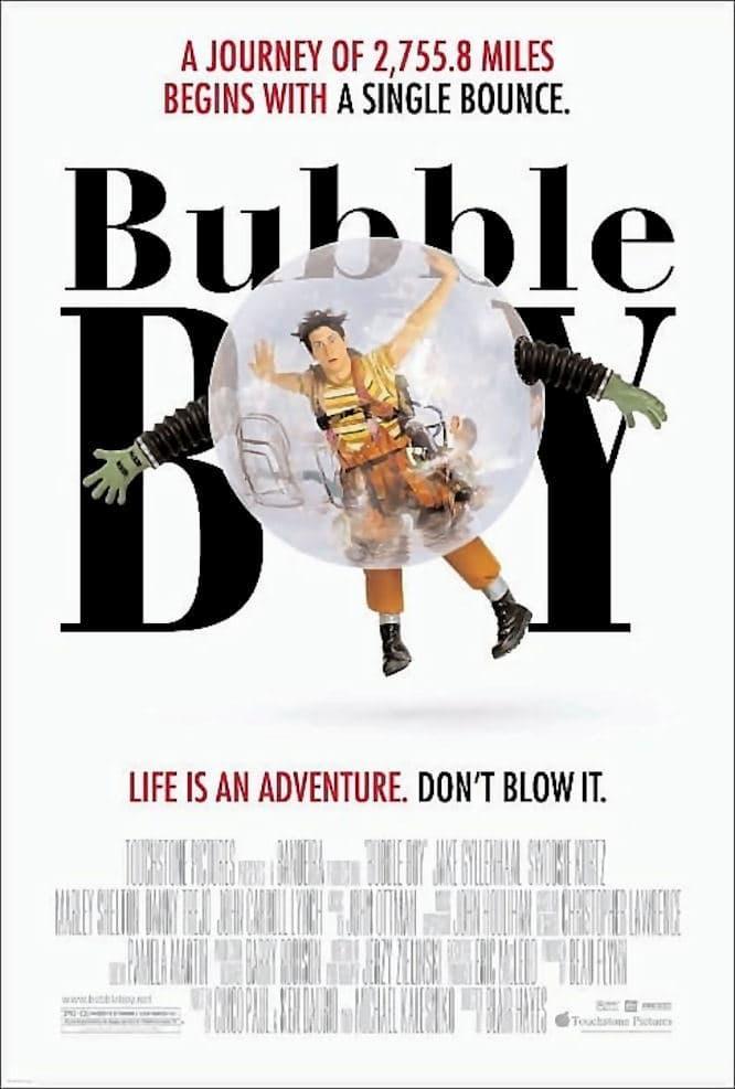 affiche du film Bubble Boy