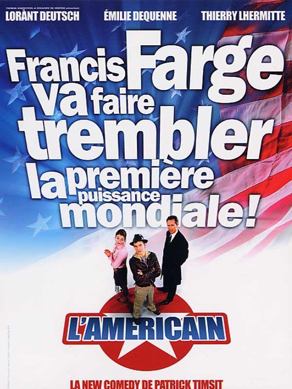 affiche du film L'américain (2004)