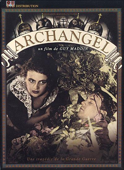affiche du film Archangel