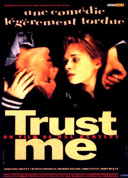 affiche du film Trust Me