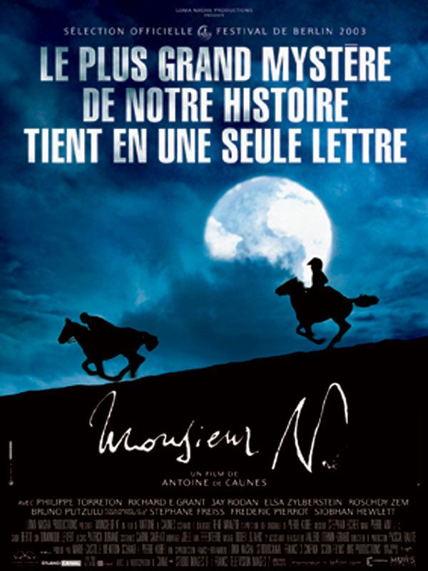 affiche du film Monsieur N.