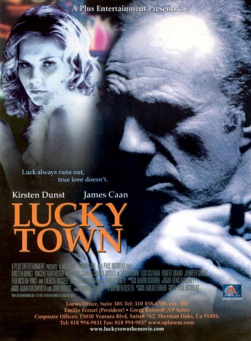 affiche du film Luckytown