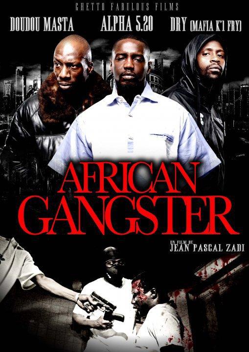 affiche du film African Gangster
