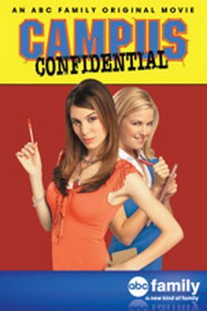 affiche du film Campus Confidential (TV)