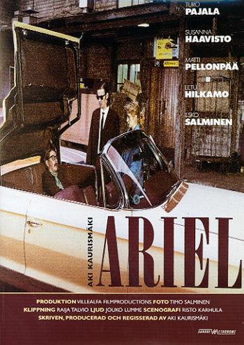 affiche du film Ariel