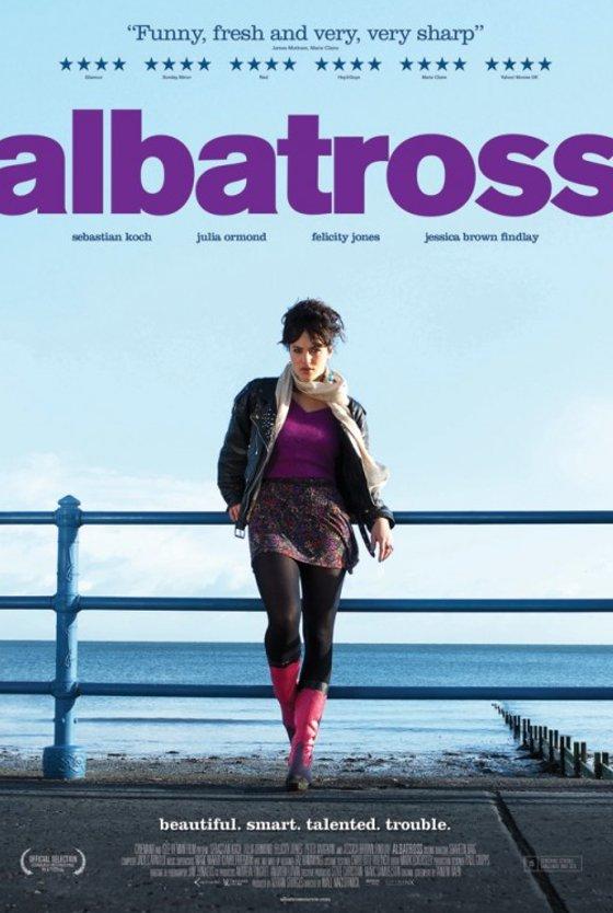 affiche du film Albatross