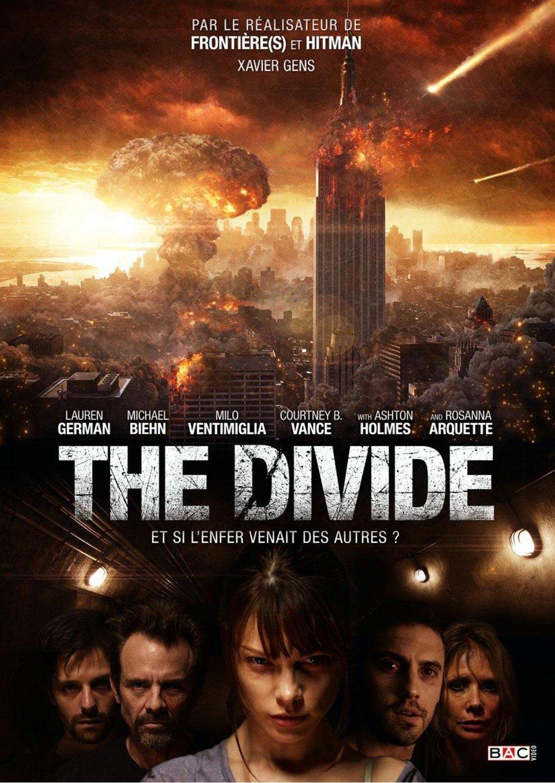 affiche du film The Divide