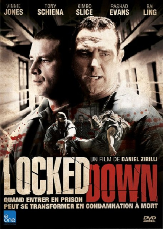 affiche du film Locked Down