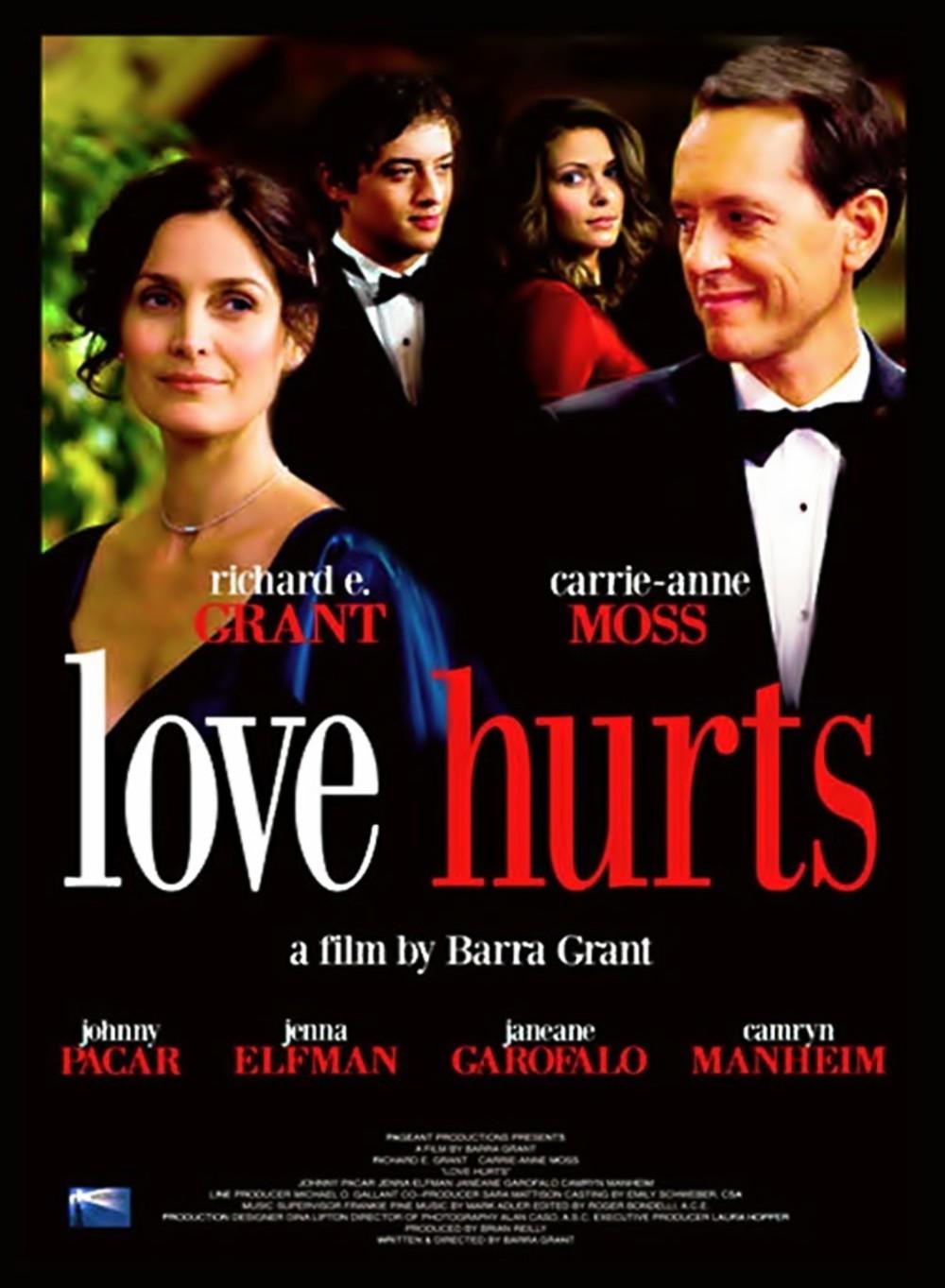 affiche du film Love Hurts
