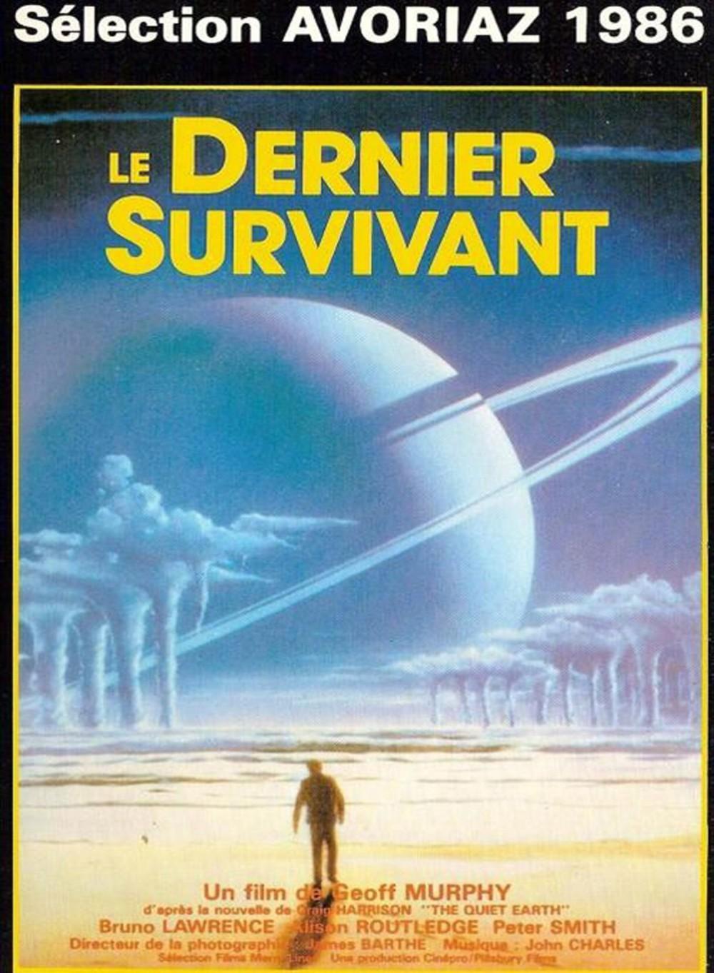 affiche du film Le dernier survivant
