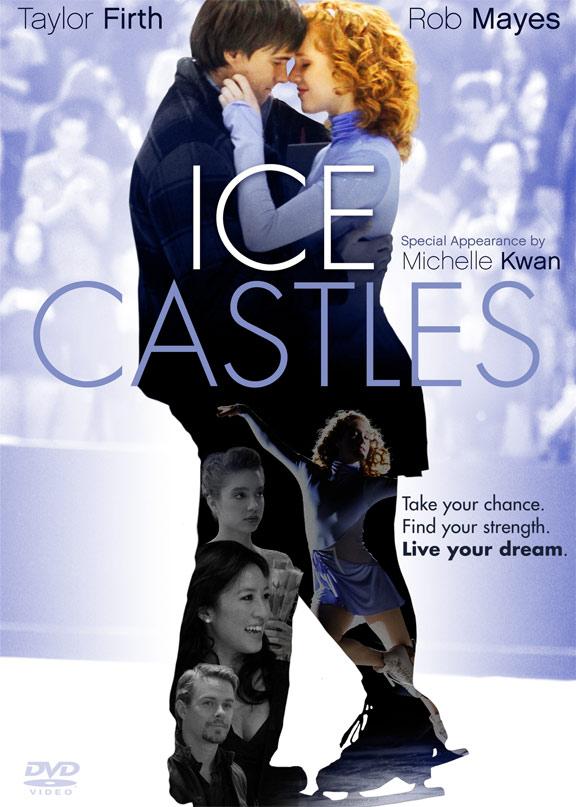 affiche du film Ice Castles: Le château de rêve