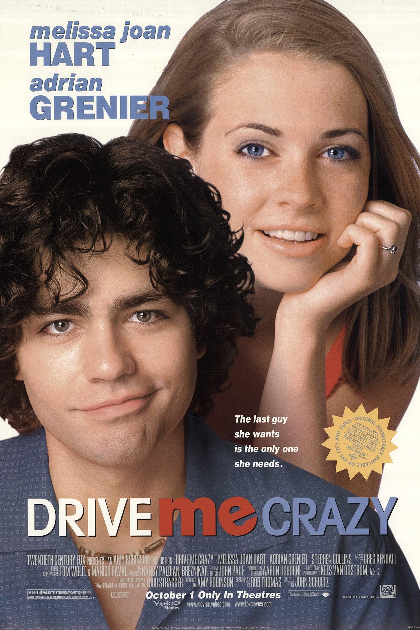 affiche du film Drive Me Crazy
