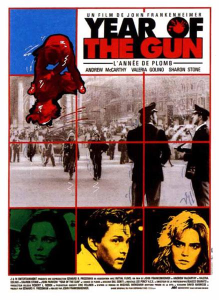 affiche du film Year of the Gun - L'année de plomb