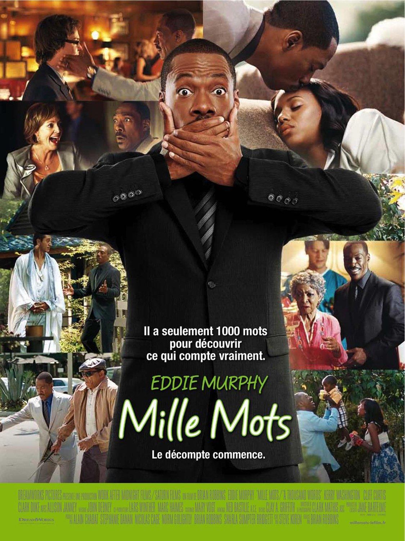 affiche du film Mille Mots