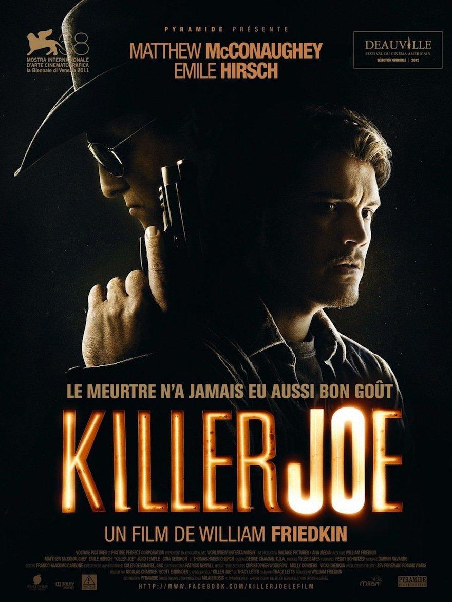 affiche du film Killer Joe