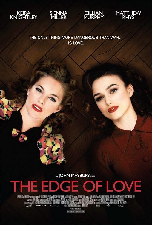 affiche du film The Edge of Love