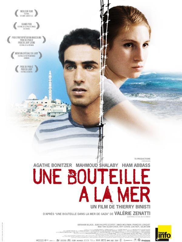 affiche du film Une Bouteille à la Mer