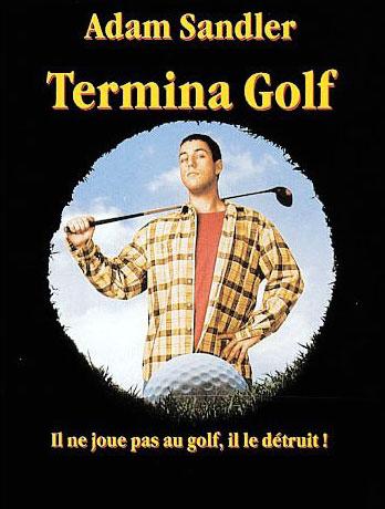 affiche du film Terminagolf