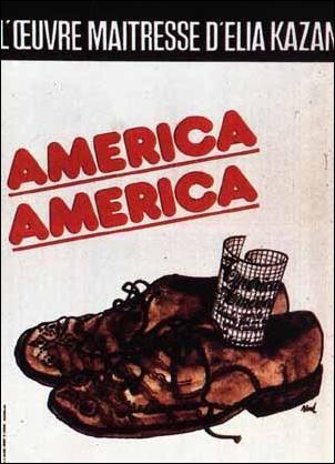 affiche du film America, America