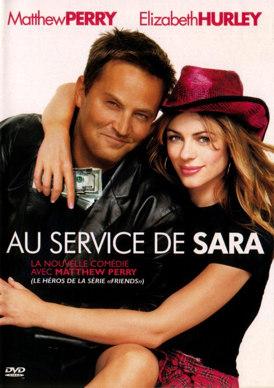 affiche du film Au service de Sara