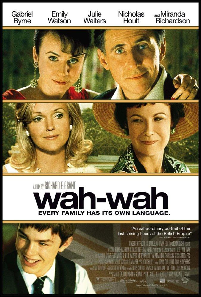 affiche du film Wah-Wah