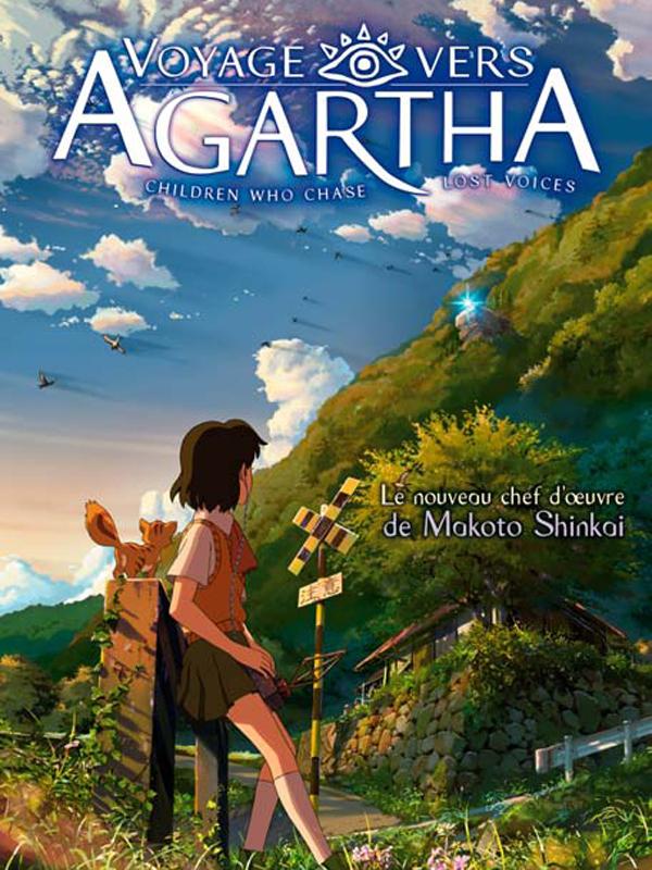 affiche du film Voyage vers Agartha