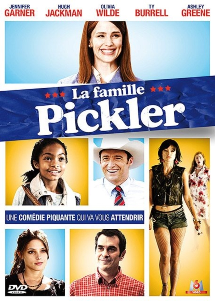 affiche du film La famille Pickler
