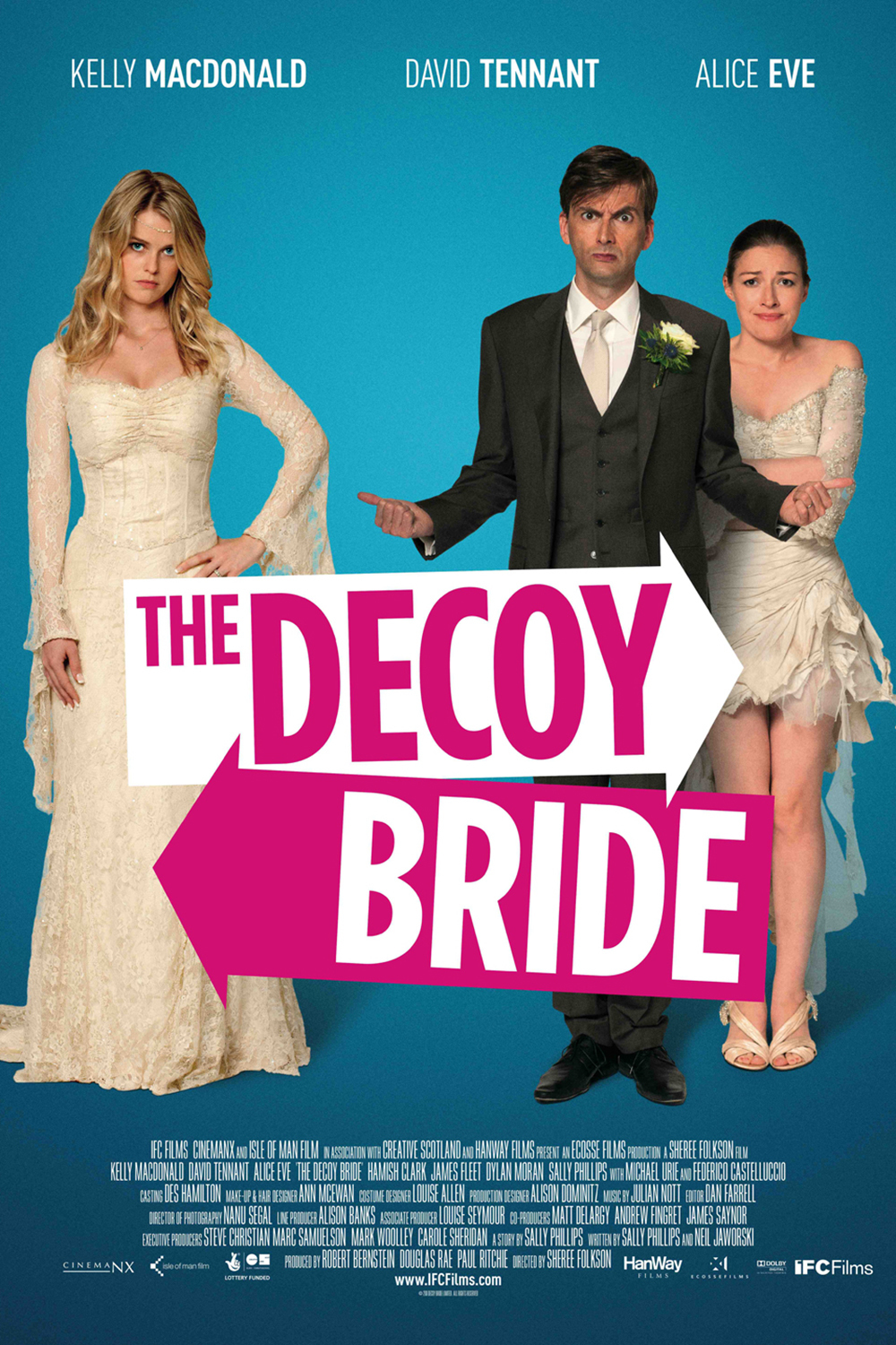 affiche du film The Decoy Bride