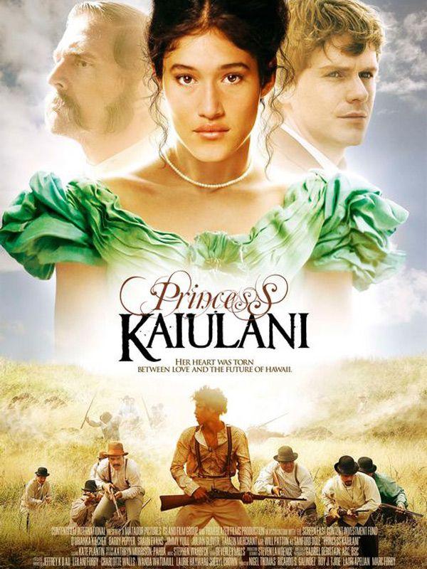 affiche du film Princess Ka'iulani