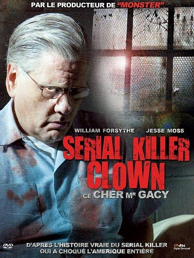 affiche du film Serial Killer Clown: Ce cher Mr Gacy