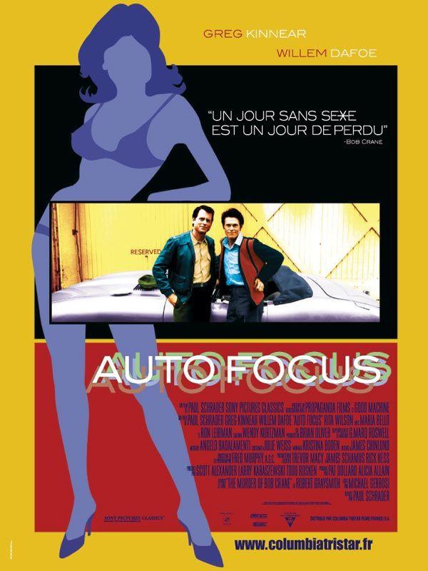 affiche du film Auto Focus