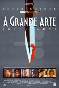 affiche du film A Grande Arte