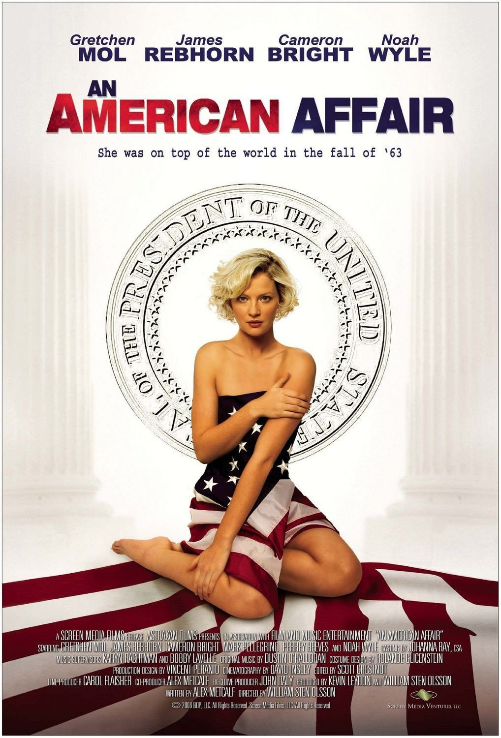 affiche du film An American Affair