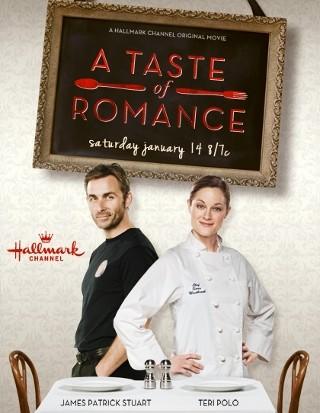 affiche du film Un goût de romance (TV)