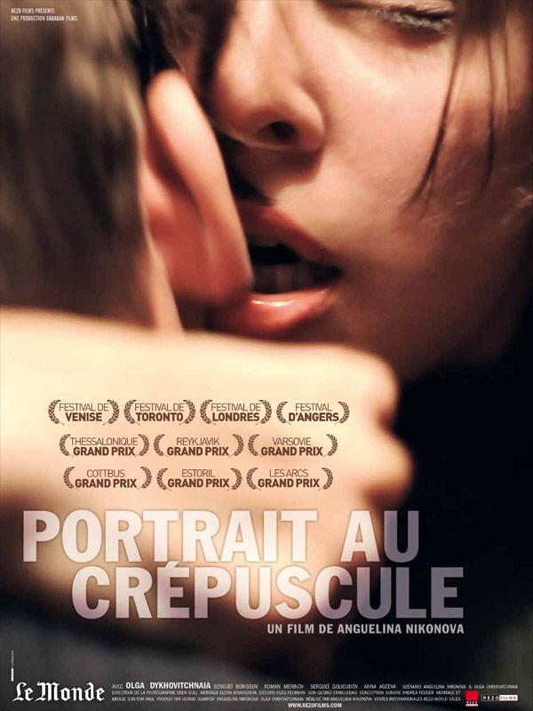 affiche du film Portrait au crépuscule