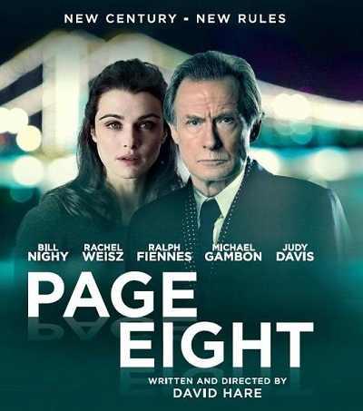 affiche du film Page 8 (TV)
