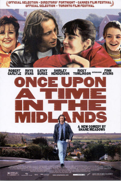 affiche du film Once Upon a Time in the Midlands