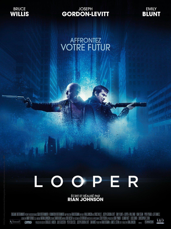 affiche du film Looper